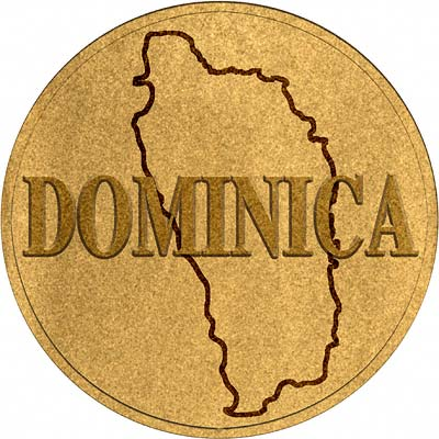 We Want to Buy Gold Coins of Dominica