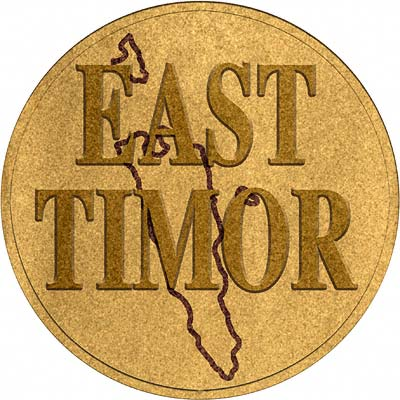 We Want to Buy Gold Coins of East Timor