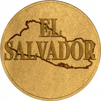We Want to Buy Gold Coins of El Salvador