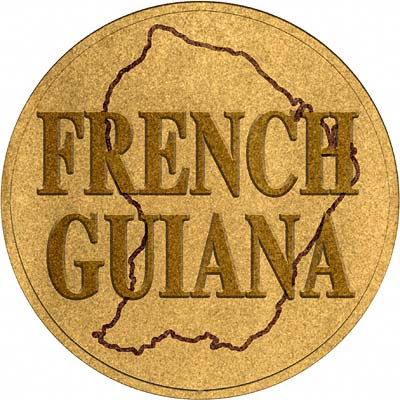 We Want to Buy Gold Coins of the French Guiana