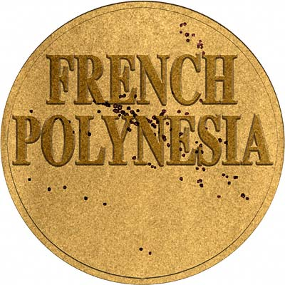 We Want to Buy Gold Coins of the French Polynesia