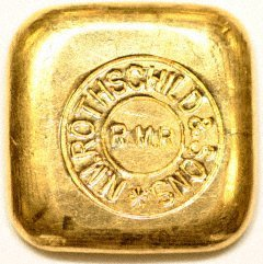 Rothschilds Gold Bars