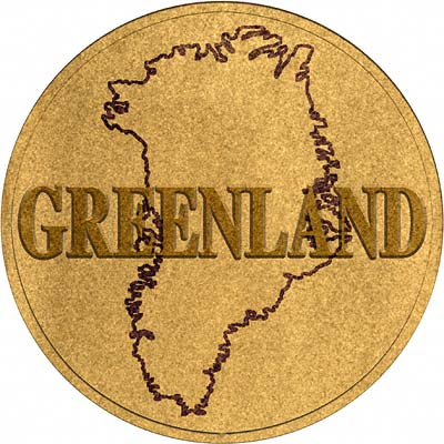 We Want to Buy Gold Coins of Greenland