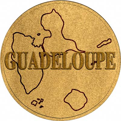 We Want to Buy Gold Coins of Guadeloupe