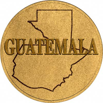 We Want to Buy Gold Coins of Guatemala