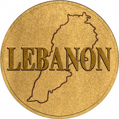 We Want to Buy Gold Coins of Lebanon