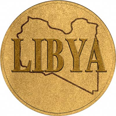 We Want to Buy Gold Coins of Libya