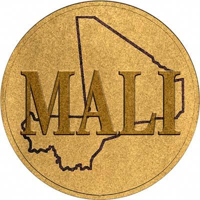 Malian Gold Coins Mali