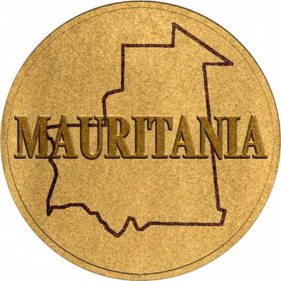 We Want to Buy Gold Coins of Mauritania