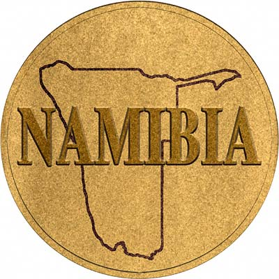 We Want to Buy Gold Coins of Namibia
