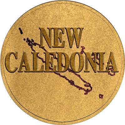 We Want to Buy Gold Coins of New Caledonia