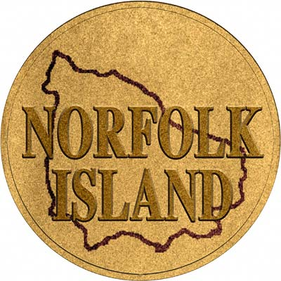 We Want to Buy Gold Coins of Norfolk Island