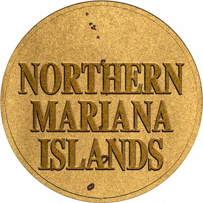 We Want to Buy Gold Coins of Northern Mariana Islands