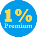 Lowest premiums on gold bullion