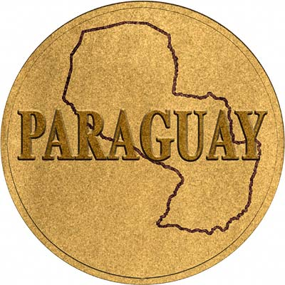 We Want to Buy Gold Coins of Paraguay