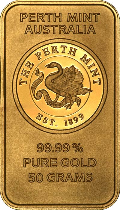 Perth Mint Gold Bars For Sale Chards Tax Free Gold