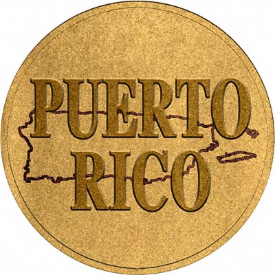 We Want to Buy Gold Coins of Puerto Rico