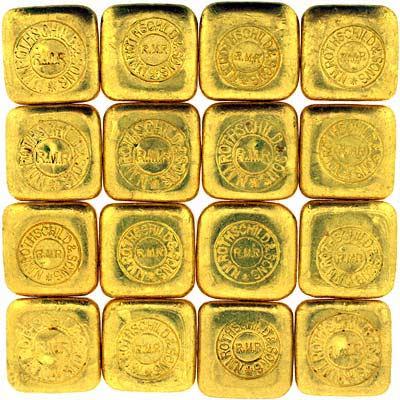 Rothschild Gold Bars