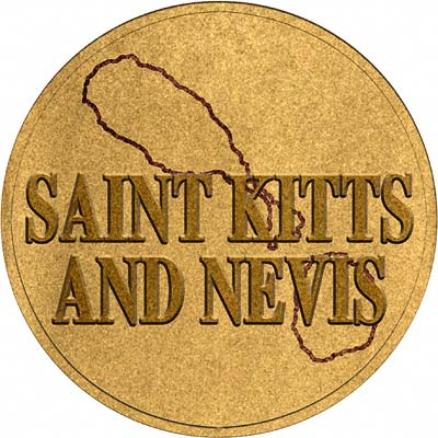 We Want to Buy Gold Coins of Saint Kitts & Nevis