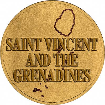 We Want to Buy Gold Coins of Saint Vincent & The Grenadines