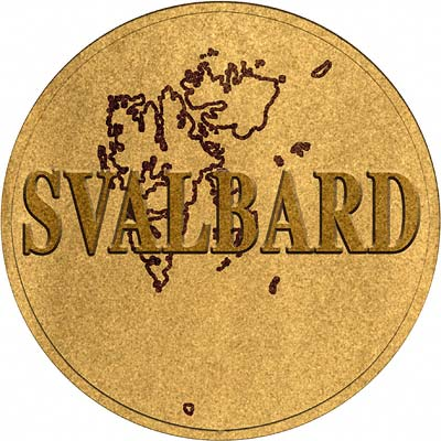 We Want to Buy Gold Coins of Svalbard