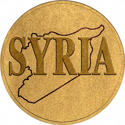 We Want to Buy Gold Coins of Syria