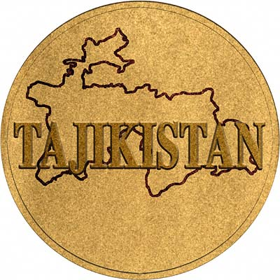 We Want to Buy Gold Coins of Tajikistan