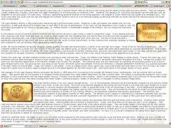 USA Gold - Gold Bars Page