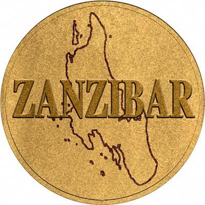 Zanzibar Gold Coins